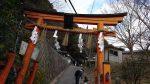 愛宕山の3歳参りに登ってきました。