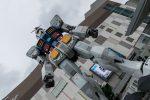 初めてガンダムフロント東京へ行って1/1の立像を見てきました。